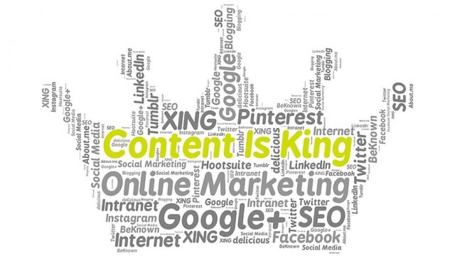 Errores en la estrategia de contenidos