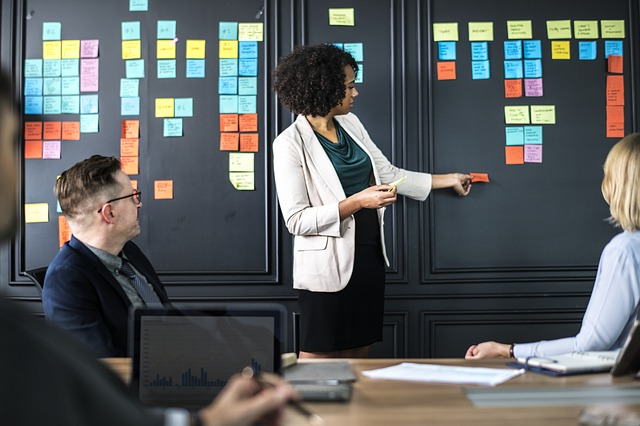 Gestión de su equipo de marketing interno de manera eficiente