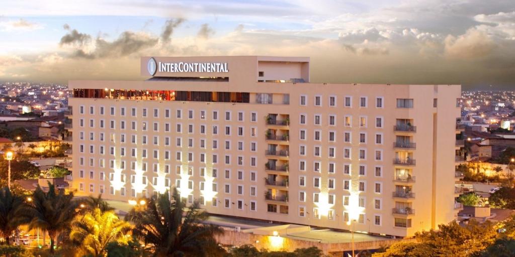 Intercontinental Hoteles (IHG) abre nuevos hoteles en México