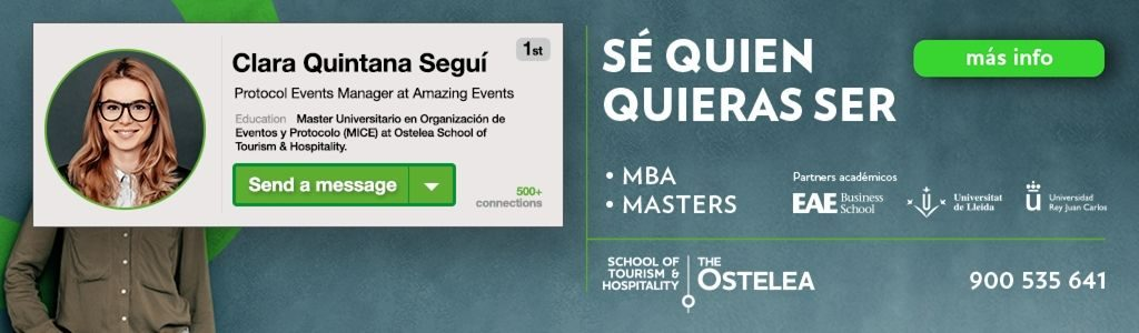 Banner de Ostelea School of Tourism & Hospitality