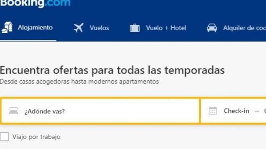 Estrategia de marketing de Booking