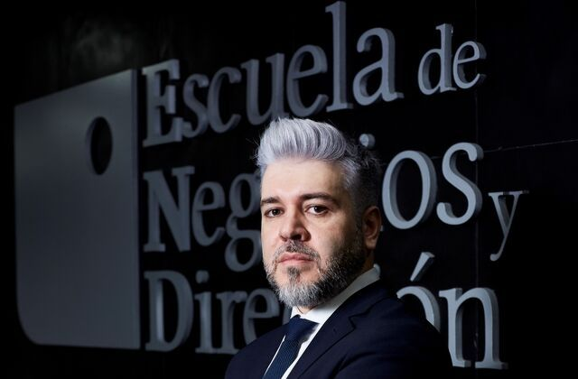 Francisco Santos, CEO de ENyD