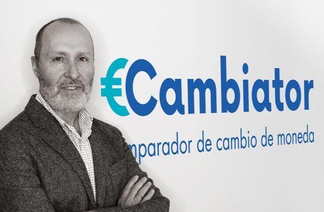Juan del Real, fundador de Cambiator