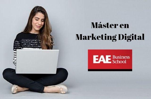 Máster en Marketing Digital de EAE