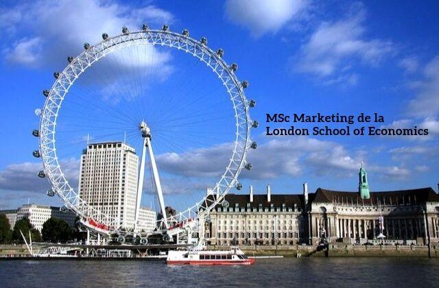MSc Marketing de la London School of Economics