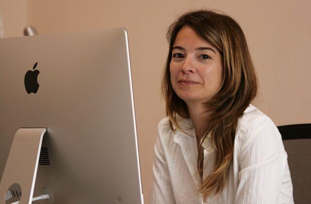 Patricia Moratalla, periodista y publicista