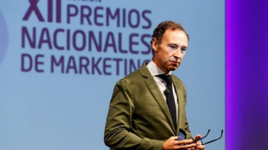 Enrique Arribas, presidente de la Asociación de Marketing de España