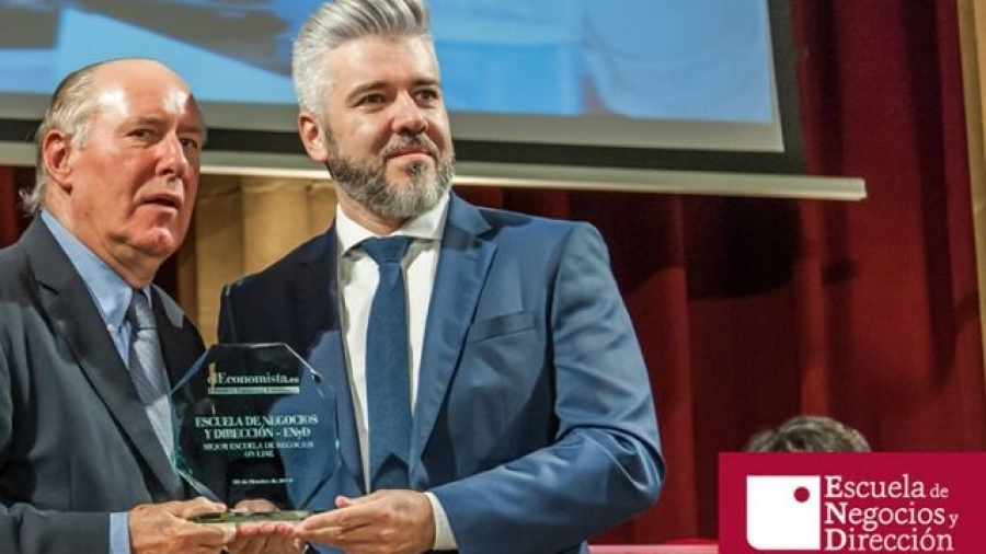 ENyD, Premio a la Mejor Escuela de Negocios Online