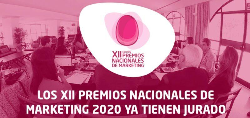 Jurado Premios Nacionales de Marketing 2020
