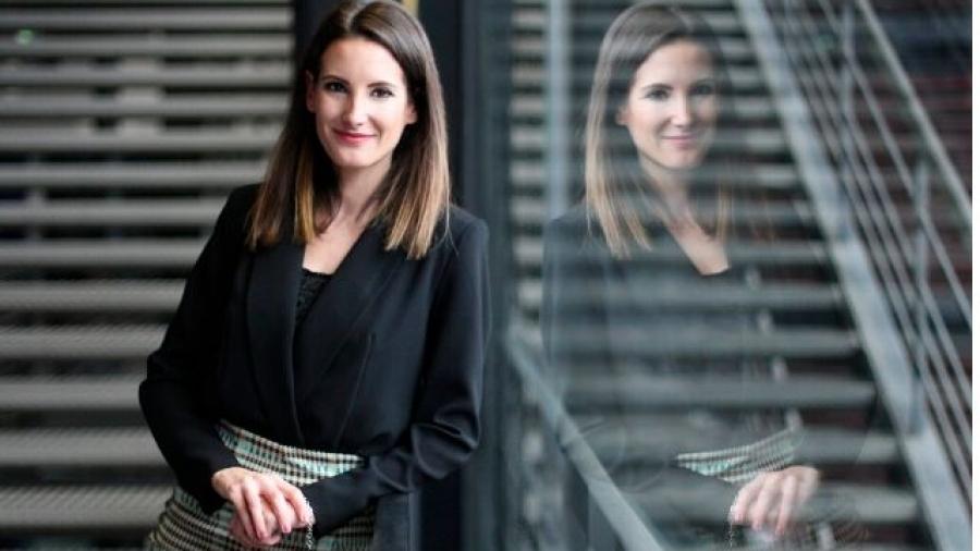 Mónica Valle, periodista especializada en ciberseguridad y fundadora de Bit Life Media