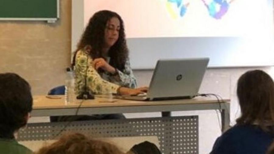 María José Gómez, directora de Máster Universitario en VIU