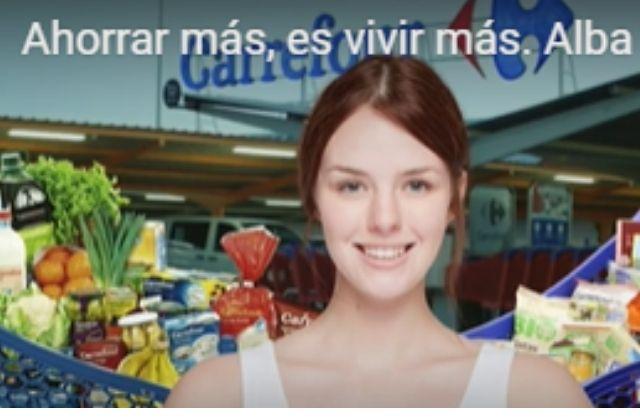 'Paga menos', nueva campaña digital de publicidad de Carrefour