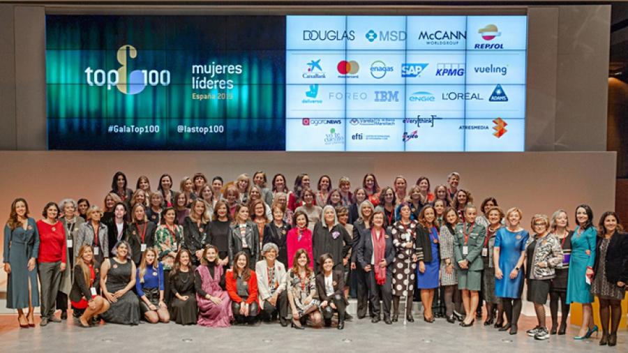 ranking Top 100 Mujeres Líderes en España 2019