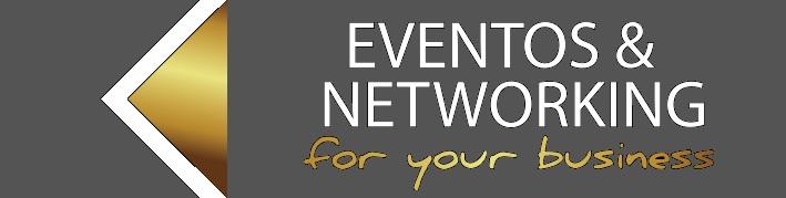 logo gris eventos y networking