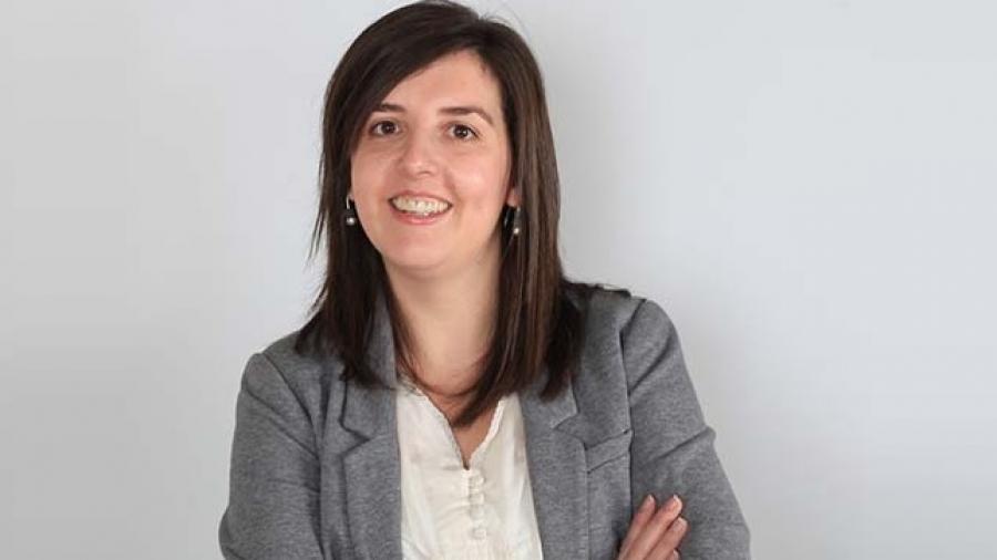 Raquel Pérez, CEO de Solid Gear