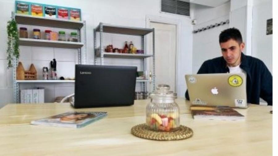 Joaquín Pereyra, CEO de D-Kitchen