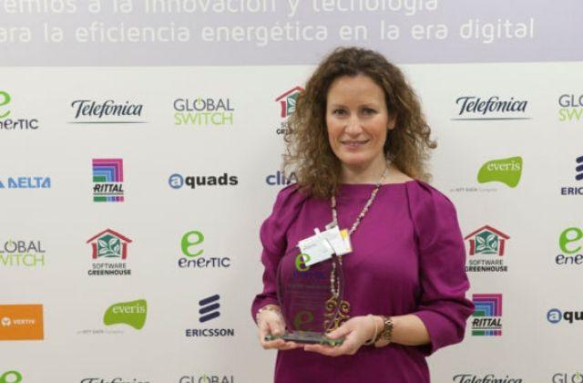 May López, Jefa de Desarrollo de Empresas por la Movilidad Sostenible