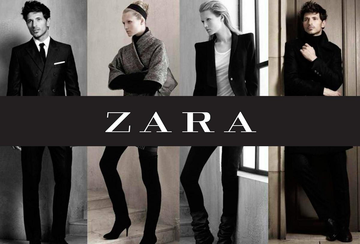 el éxito de Zara