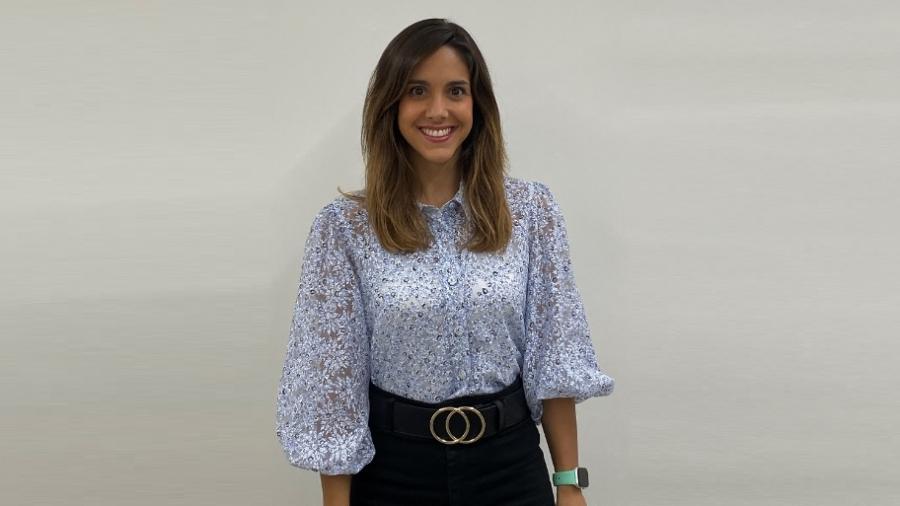 Sara Alejandra de la Fuente, marketing specialist