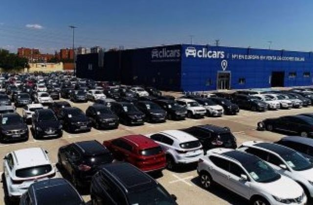Clicars, venta de coches por Internet