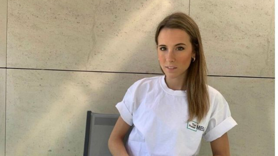 Isabel de la Vega, Head of Marketing de ThePowerMBA