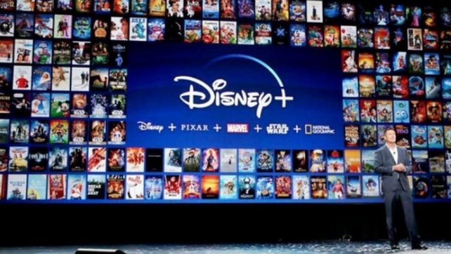 Presentación de la nueva plataforma de stream Disney+