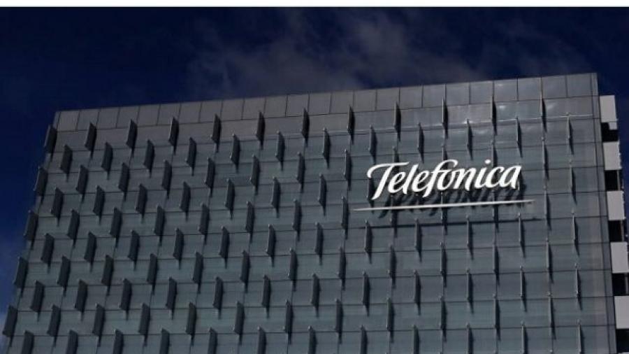 Sede de Telefónica. Fuente: Dircomfidencial