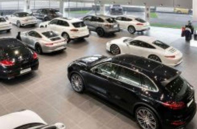Venta de coches en España en la desescalada