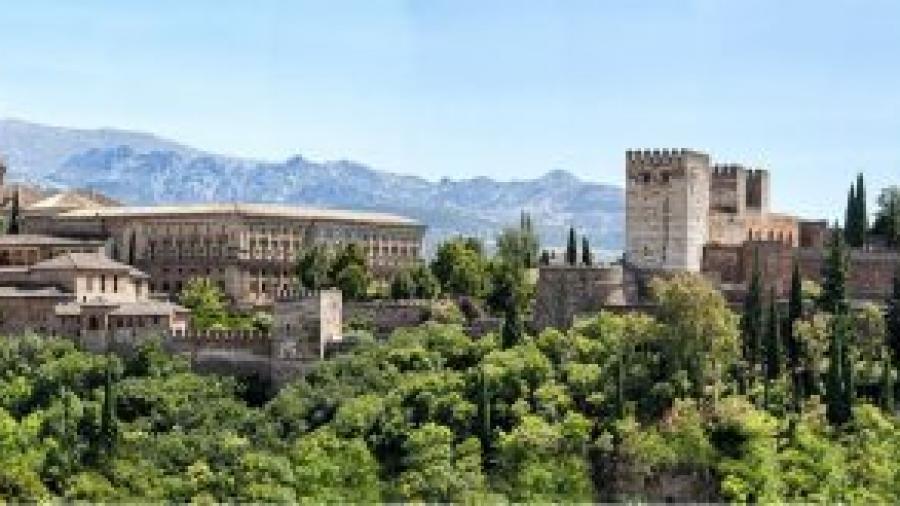 Cómo potencia el turismo en su zona. Alhambra de Granada