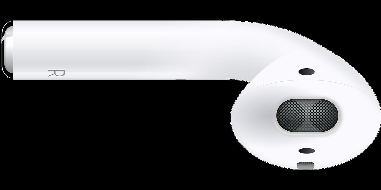Auricular inalámbrico derecho