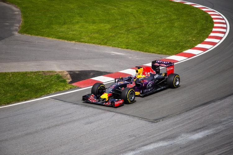 marketing de la Fórmula 1
