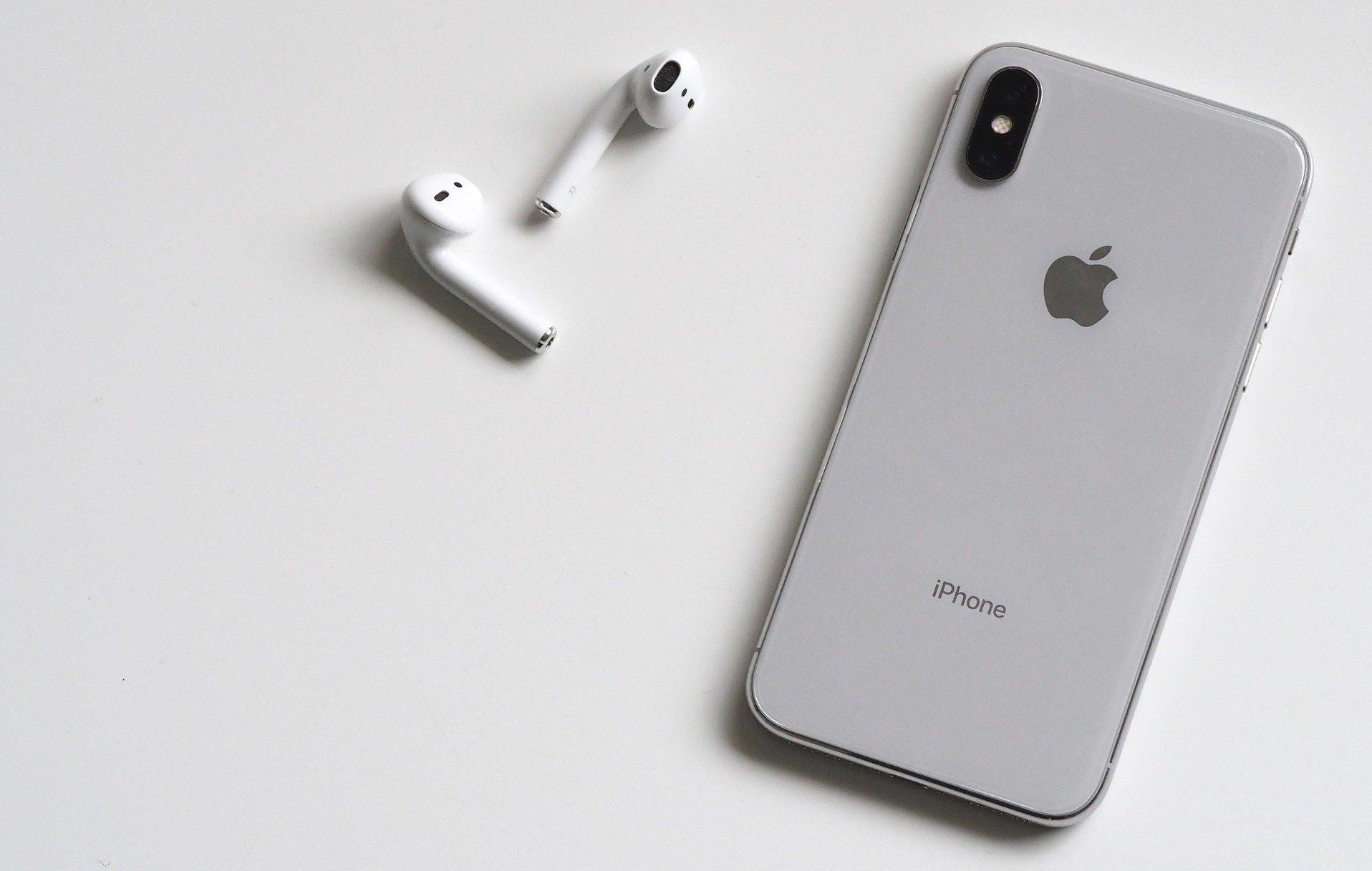 Auriculares inalámbricos de Apple