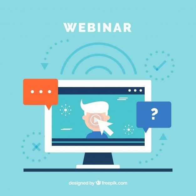 webinar formación en línea