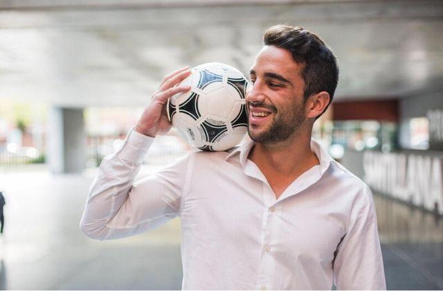Alejandro Paniagua Movistar+ Comunicación Deportes
