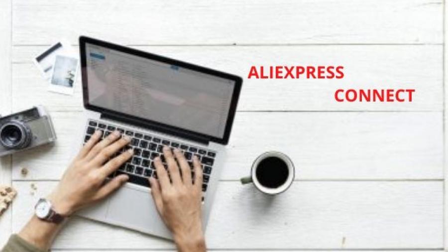 AliExpress Connect marketing de contenidos