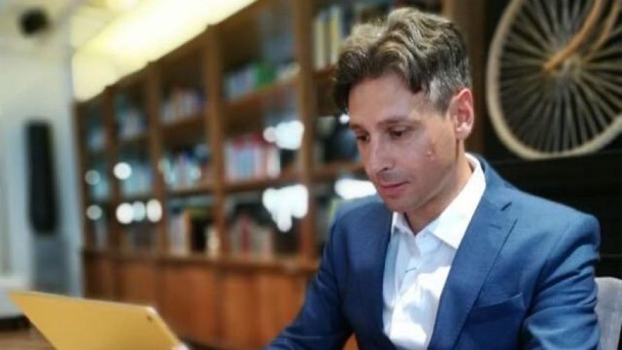 Diego Haberkorn, especialista en Social-Selling Linkedin para pymes