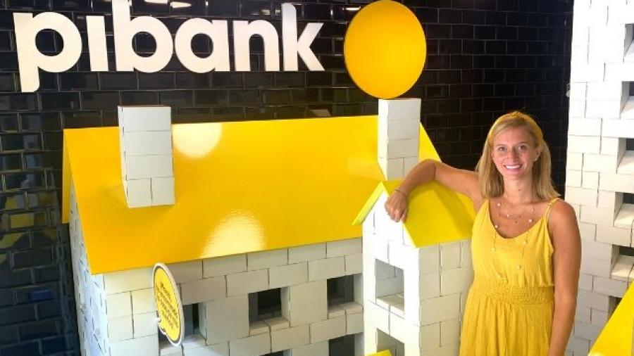 María Peuriot, Marketing Director de Pibank