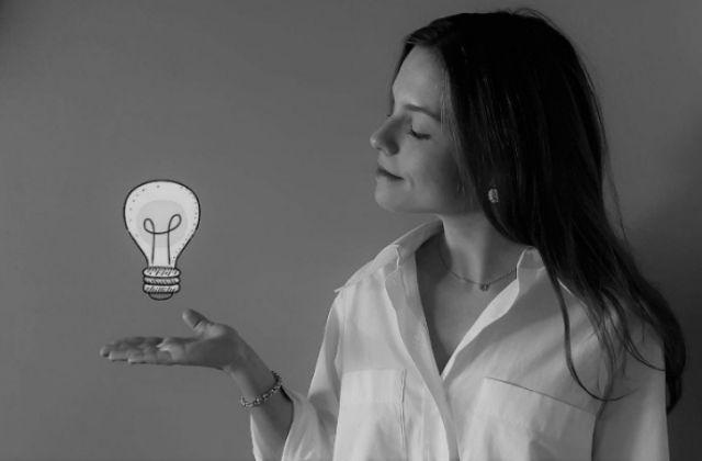 Patricia Sanz, especialista de marketing en Danone