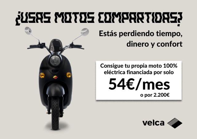 Banner de Velca motosharing