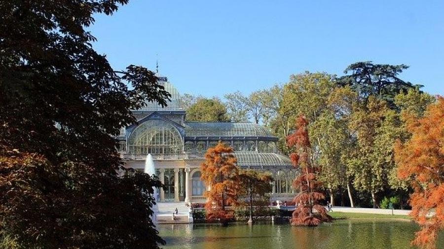 Vivir los parques, turismo de parques y jardines