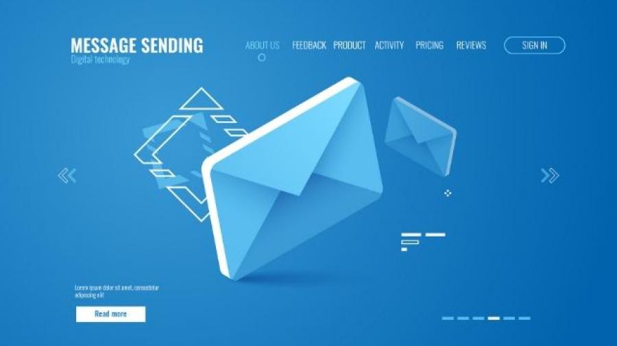 claves para un buen diseño de newsletter. Vector de Icono creado por fullvector - www.freepik.es