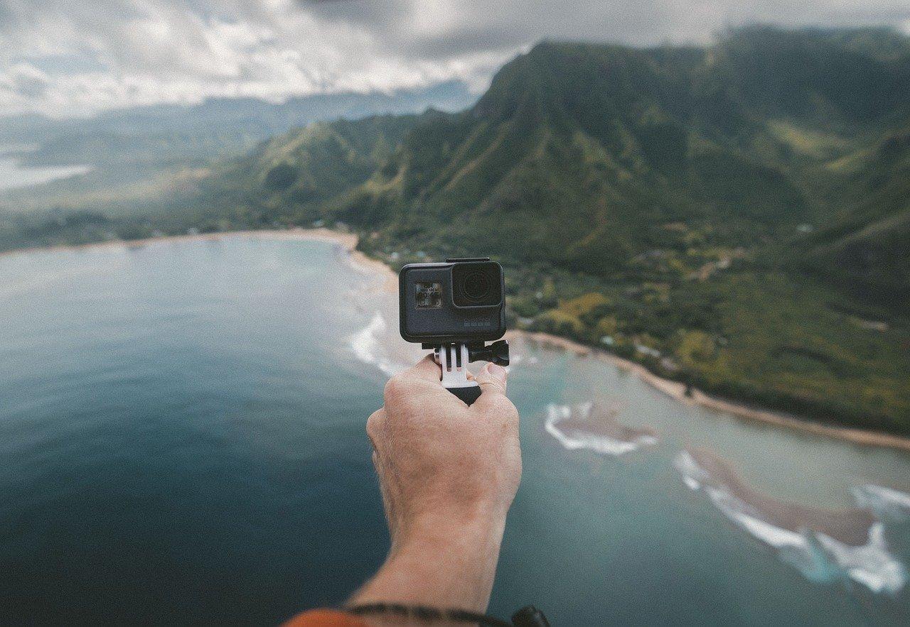 GoPro como Vlogging Camera