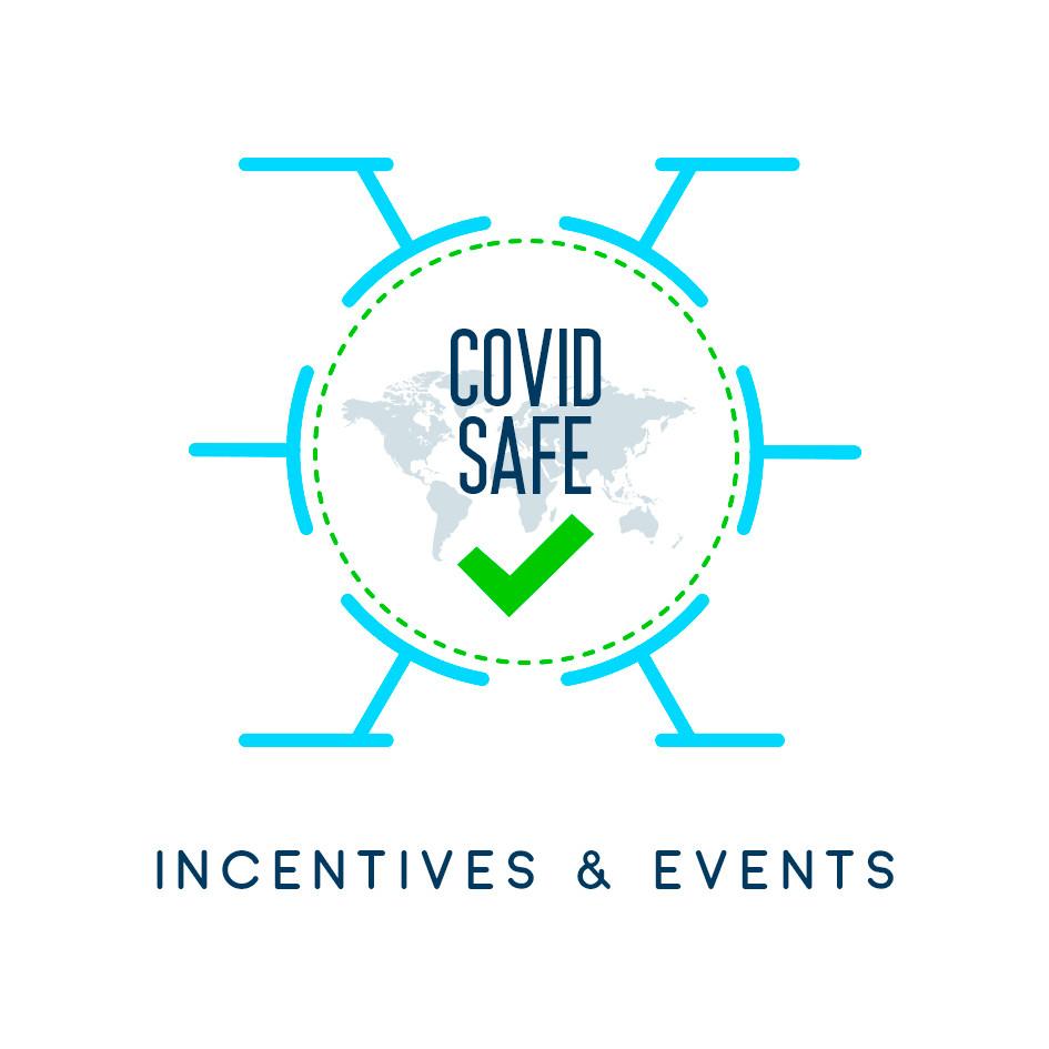 Sello COVID Safe & Incentive Event