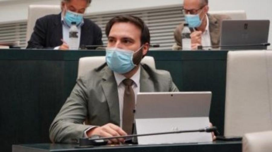 Ángel Niño, Concejal de Emprendimiento, Empleo e Innovación de Madrid