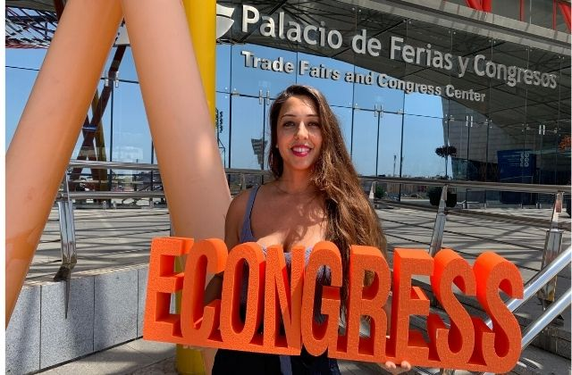 Beatriz Galea, directora del eCongress Málaga