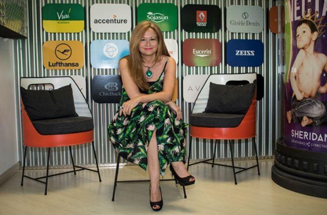 Carmela Díaz, Directora de Sheridan Comunicación