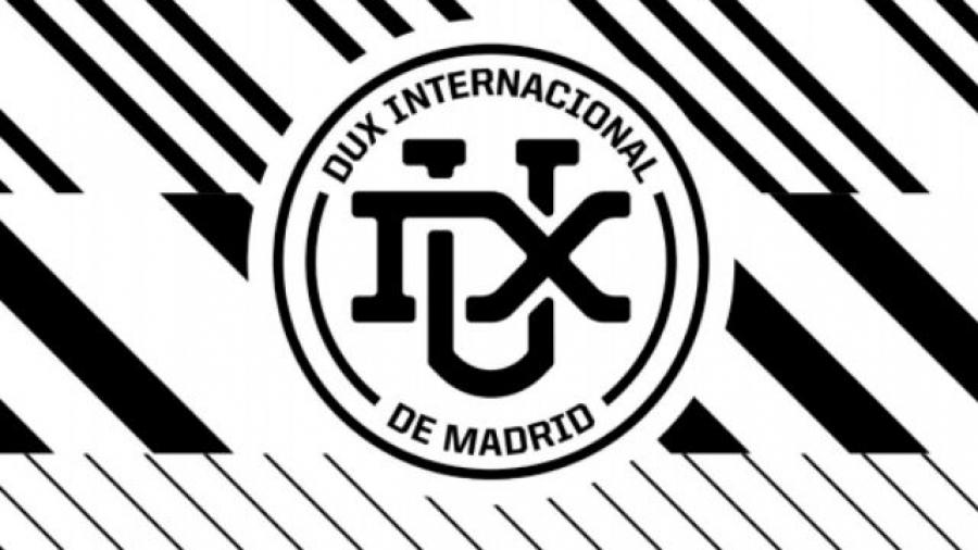 Escudo del Dux Internacional de Madrid, equipo de fútbol de DUX Gaming