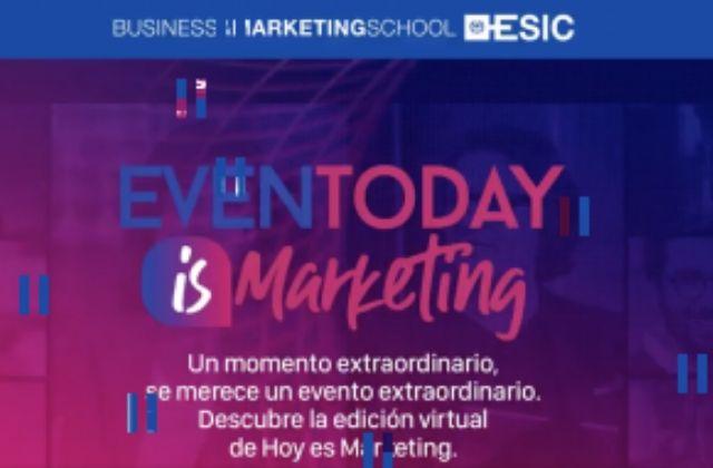 Event Today is Marketing de ESIC. Foto cedida por ESIC