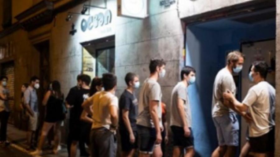 Ocean Rock Bar, Malasaña (Madrid)