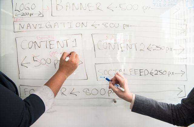 cómo desarrollar una página web